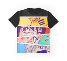 The Eyes of Team 7  Graphic T-Shirt