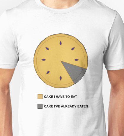 Cake Chart! Unisex T-Shirt