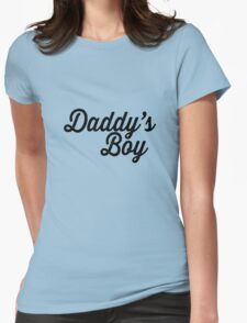 Daddy's Boy - Unbreakable Kimmy Schmidt Womens Fitted T-Shirt