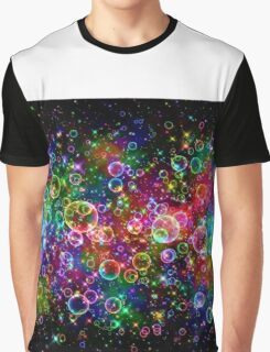 PSYCHEDELIC Buble Graphic T-Shirt