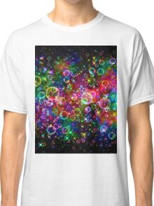 PSYCHEDELIC Buble Classic T-Shirt