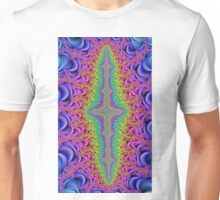 PSYCHEDELIC Cross Unisex T-Shirt