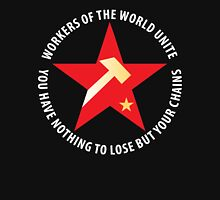 Workers of the World Socialist Red Star Classic T-Shirt
