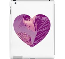 Negan & Alpha iPad Case/Skin