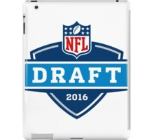 NFL Draft 2016 iPad Case/Skin