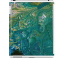2016_GITCHADK_MALERI_PRINT_1_2 iPad Case/Skin