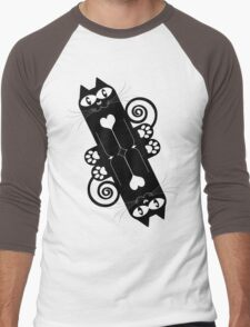 LOVECAT 2 Men's Baseball ¾ T-Shirt