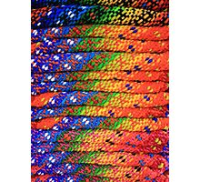 Colorful Knit Sweaters Photographic Print