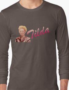 Tilda Swinton (Kimmy Schmidt) Long Sleeve T-Shirt