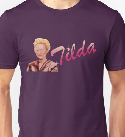 Tilda Swinton (Kimmy Schmidt) Unisex T-Shirt