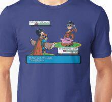 Plastic Type  Unisex T-Shirt