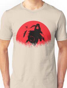 Itachi Akatsuki Red Moon Unisex T-Shirt