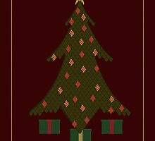 Quilted Christmas by Valerie Hartley Bennett