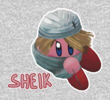 Sheik Kirby One Piece - Long Sleeve