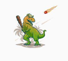 Dino baseball player Unisex T-Shirt