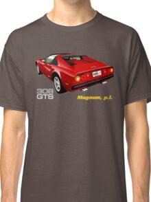 Ferrari 308 GTS from Magnum, p.i. Classic T-Shirt