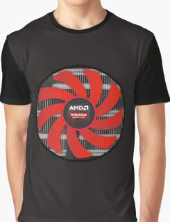 AMD Radion HD7990 Graphic T-Shirt