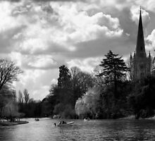 SHAKESPEARE'S RIVER by Michael Carter