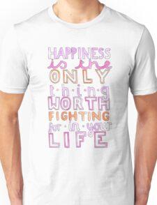 iisuperwomanii quote Unisex T-Shirt