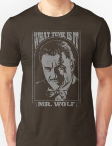 Mr. Wolf Pulp Fiction Movie Quote T-Shirt