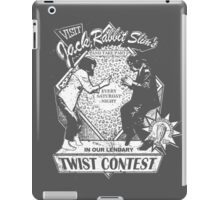 Twist Contest Pulp Fiction Movie Quote iPad Case/Skin