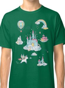 Magic Cloud Castle Classic T-Shirt