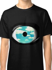 "Optimistic ""false"" mirror Classic T-Shirt"