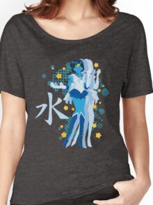 Soldier of Water & Wisdom Women's Relaxed Fit T-Shirt