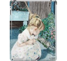 When Time Stops for a Moment - Wonderment iPad Case/Skin