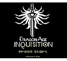 8-Bit Inquisition Photographic Print