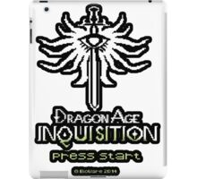 8-Bit Inquisition iPad Case/Skin