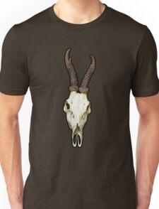 Deer Skull Unisex T-Shirt