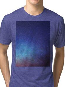 Night sky Tri-blend T-Shirt