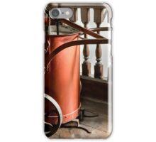 Dunham Massey-An old fire extinguisher iPhone Case/Skin