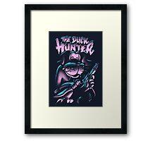 The Duck Hunter Framed Print