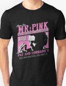 Mr. Pink Reservoir Dogs Movie Quote T-Shirt