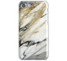 Carrara marble iPhone Case/Skin