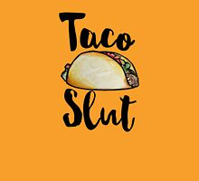 Taco Slut Womens Fitted T-Shirt