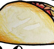 Taco Slut Sticker