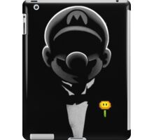 Super formal Mario iPad Case/Skin