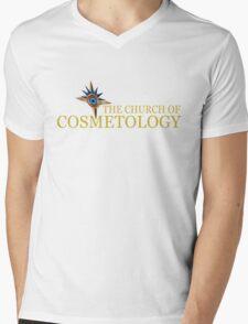 The Church of Cosmetology Mens V-Neck T-Shirt