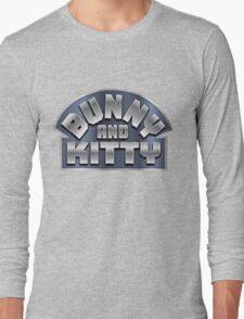 Bunny and Kitty Long Sleeve T-Shirt