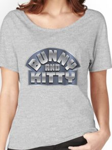 Bunny and Kitty Women's Relaxed Fit T-Shirt
