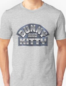 Bunny and Kitty Unisex T-Shirt
