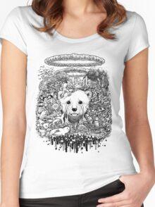 Winya No.17 Women's Fitted Scoop T-Shirt