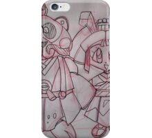 emperador Fred - princesa violeta iPhone Case/Skin