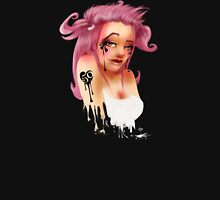 Girl 50 | Pigtails Womens Fitted T-Shirt
