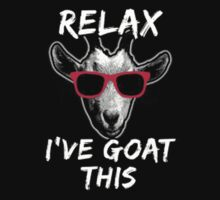 Relax I've Goat This One Piece - Long Sleeve
