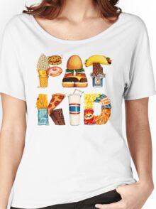 FAT KID Women's Relaxed Fit T-Shirt