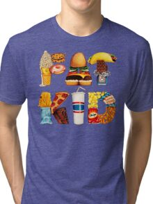FAT KID Tri-blend T-Shirt